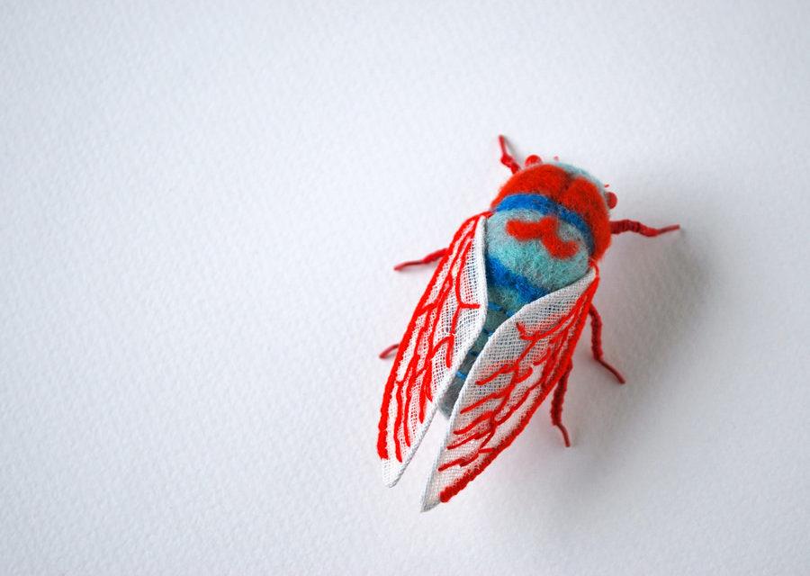 Hiné Mizushima's Periodical Cicada
