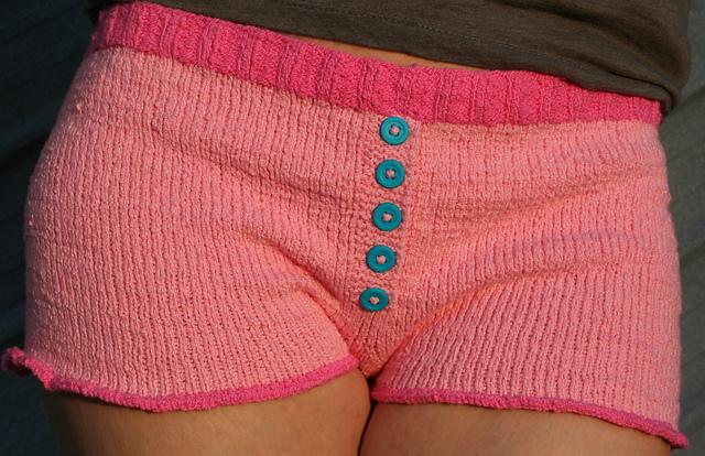 Knit Knickers! 5 Examples of Wearable Knit & Crochet Underwear
