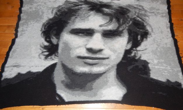 Crochet Jeff Buckley Blanket