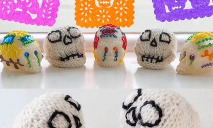 Skulls, Balls and a Knitting Marathon Runner – It's a Friday Night Round-Up