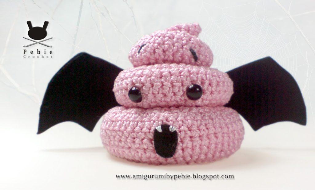 cVampire Poo & Zombie Poo Amigurumi - Crochet As Cute As Can Be ...