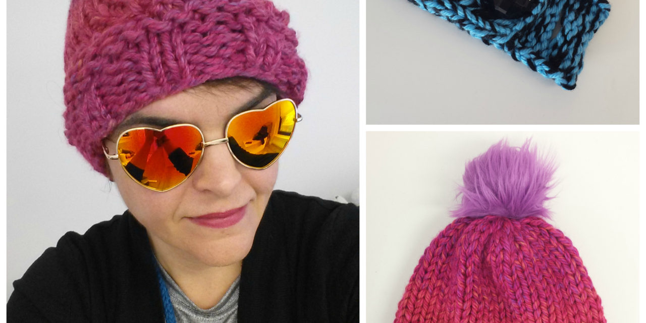 I'm a Gift Machine … Quick Gift Ideas for Knitters!