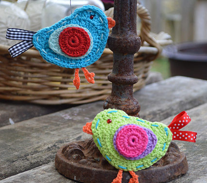 Another fun gift combo for people who love to give knit and crochet!