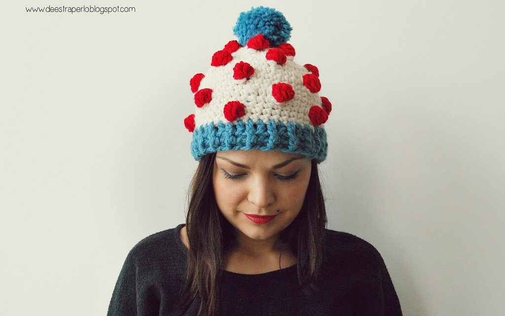 De Estraperlo's Crochet Winter Hat – FREE Pattern!