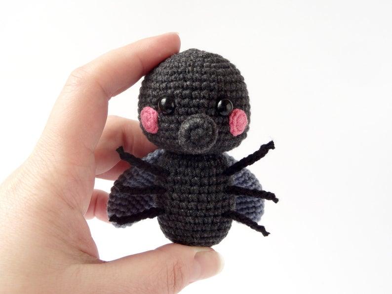 Fly Patterns #crochet