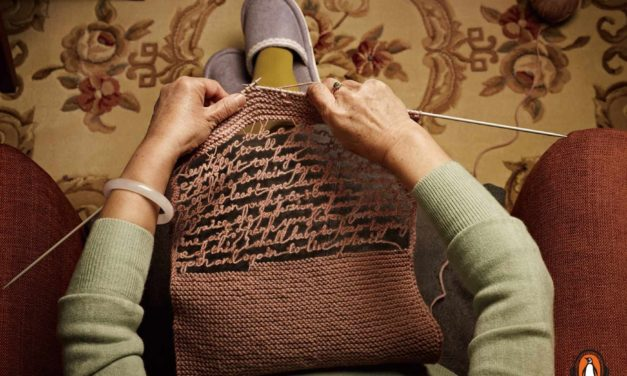 Penguin Audiobooks Ad Uses Knitting Very Imaginatively!