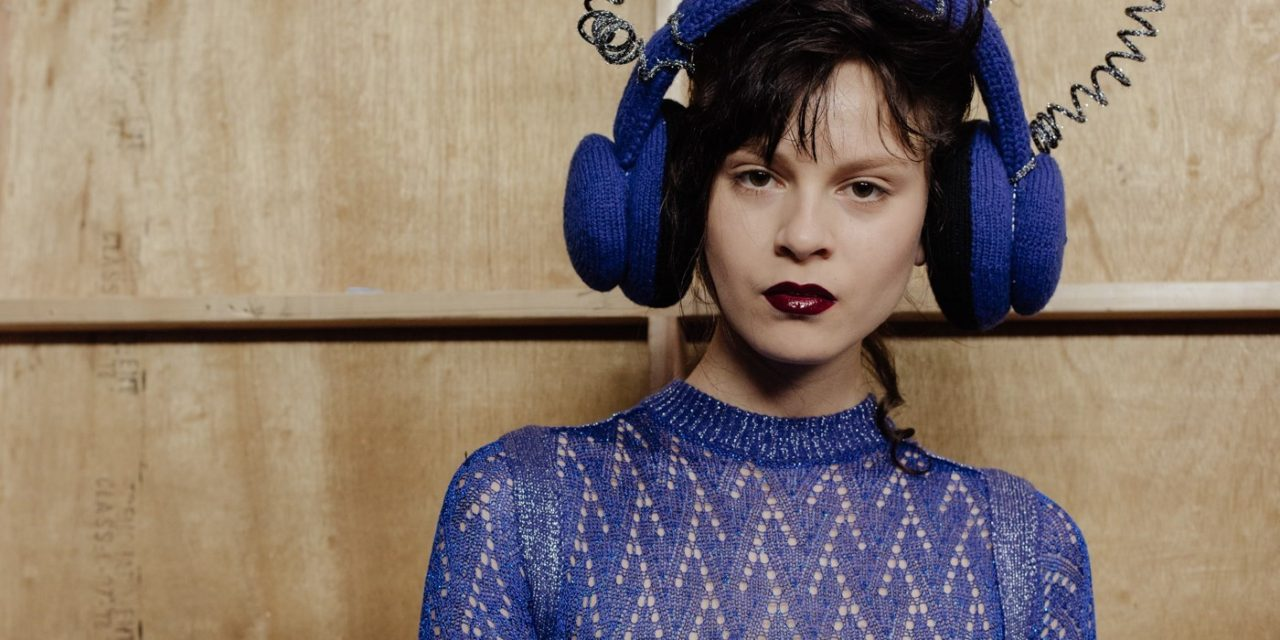 Sibling Wants To 'Give the World a Little Disco' … and Funky Knitwear Inspired By Grace Jones!