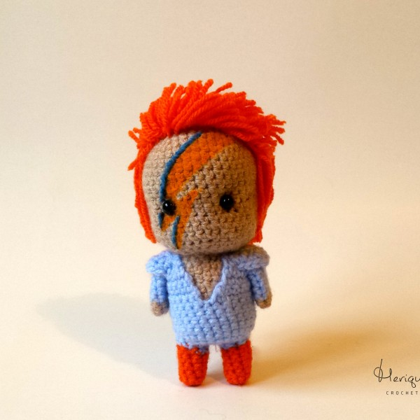 Amigurumi Doll by Merique Crochet