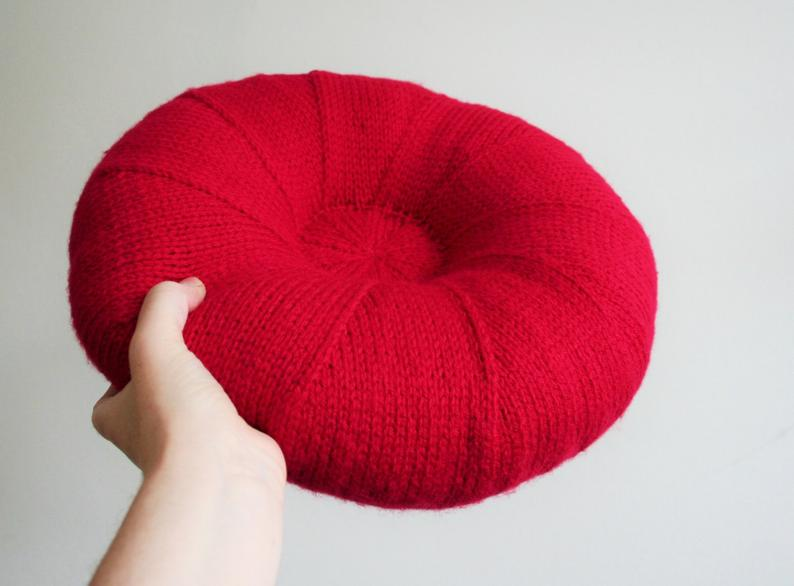 Get the knit pattern designed by Dawn Finney aka ButterflyLove1 #knitting