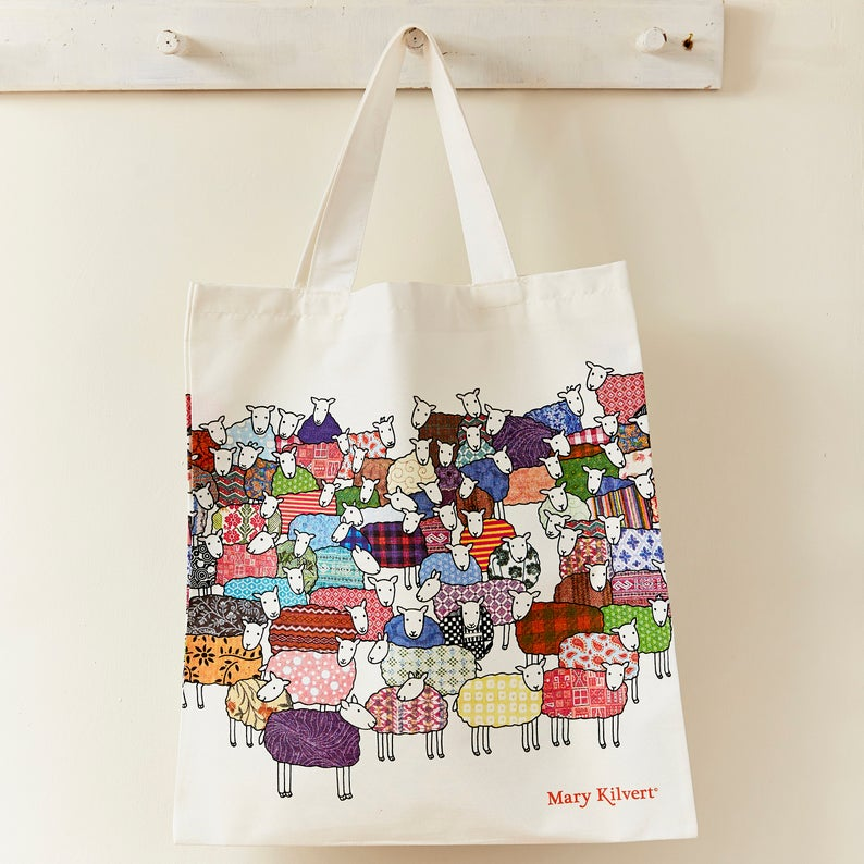One Sheep, Two Sheep ... Cute Pillows, Aprons, Mugs and More ... Count 'Em All Before You Fall Asleep!