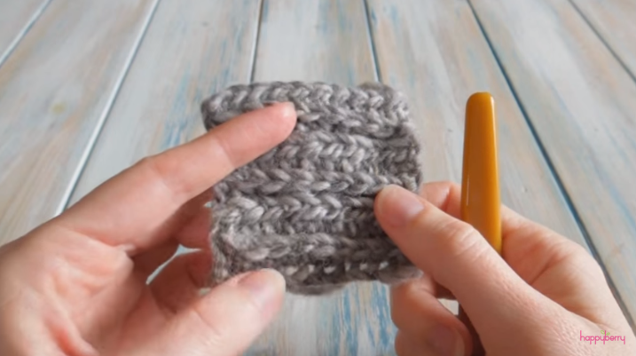 Make Your Crochet Look Like Knitting – Another Genius Knithack!