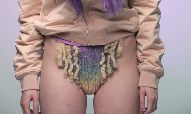 Hey You Trichophiliacs, Mandy Roos Knits To Break Taboos About Body Hair