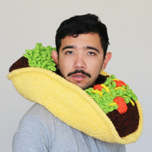 Taco Hat by Phil