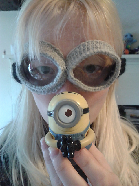 Keep Calm and Put Your Knit & Crochet Goggles On