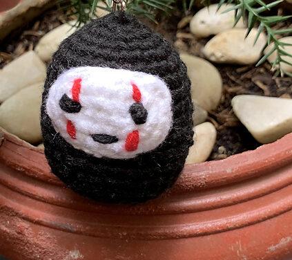 No-Face (Kaonashi) Mittens, Amigurumi & Chart … Plus Knit & Crochet Patterns!