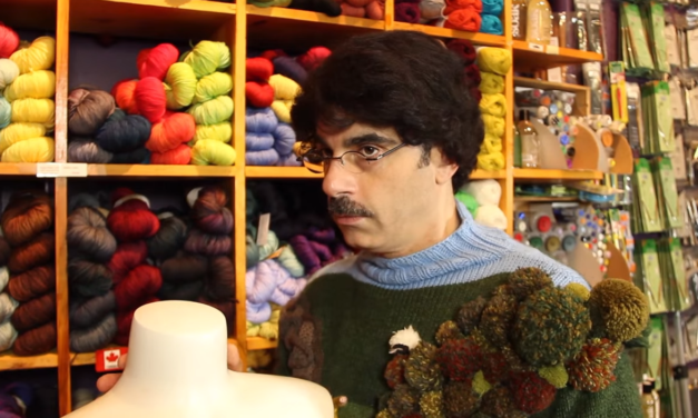 """New Knitting Comedy from Canada: """"The Knitterati"""" – Watch the Pilot Episode"""