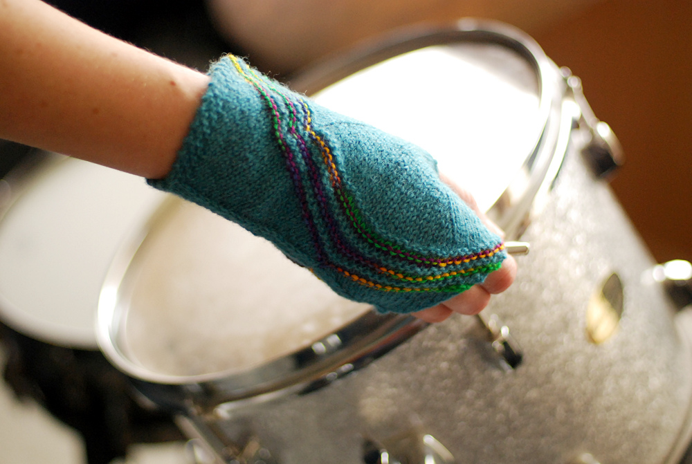 Either/Or Mitts Designed by Lee Meredith
