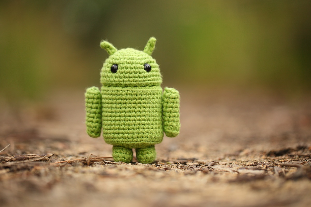It's So Easy to Love Andy the Amigurumi Android