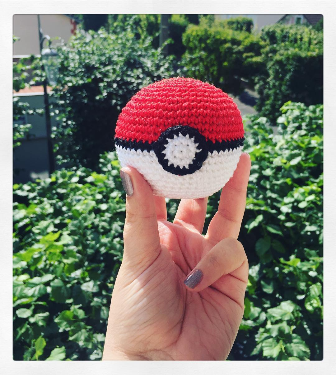 Perfect Pokémon Go Poké Ball – It's Crochet!