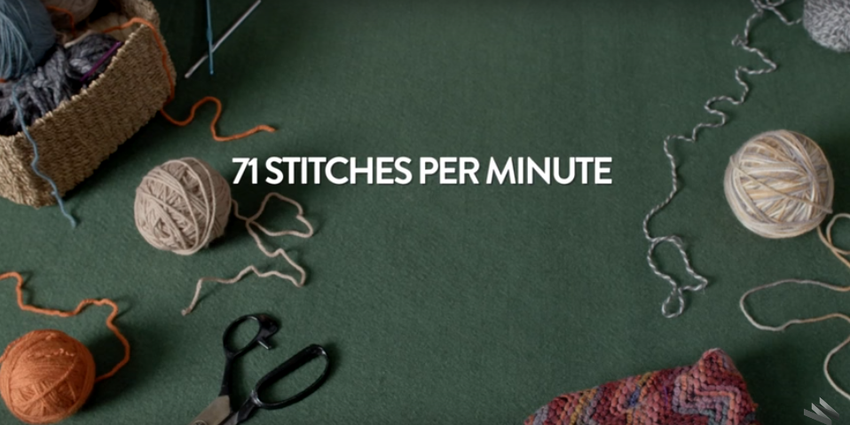 Watch As Jayna Grassel Crochets a Flower in Less Than Two Minutes …