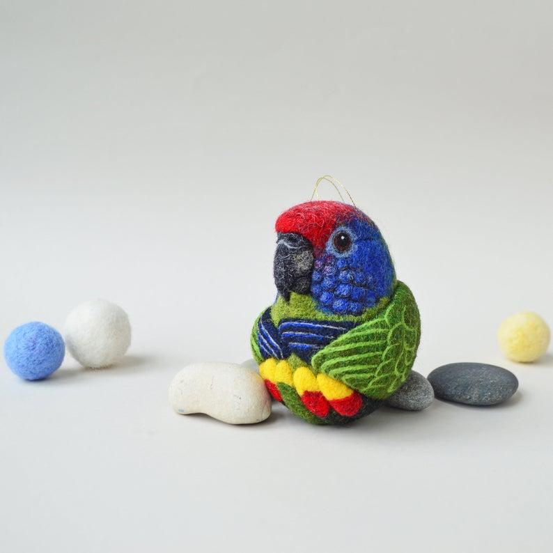 Linda Brike's Beautiful Birds