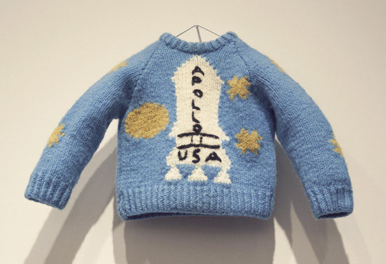 Remember Danny's Knitted Apollo Sweater in The Shining? Come and play with us, Danny …