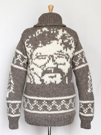 Canadian Icon: One of These Fantastic David Suzuki Sweaters Could Be Yours