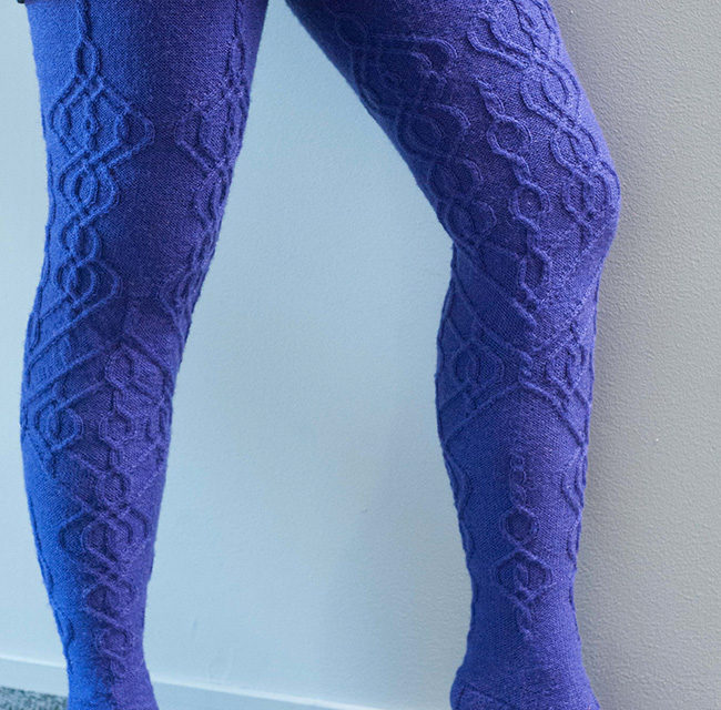 Are You a Knitter AND a Thigh-High Sock Lover? I Found Just the FREE Pattern FOR YOU!