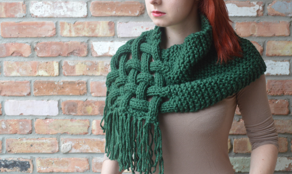 It's a Scarf, It's a Hood, It's a … Who Cares?! I NEED It In My Life!