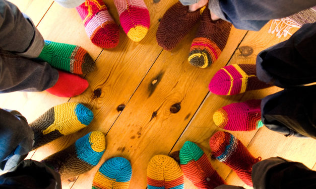 You NEED a Pair of Warm Socks – It's Now Scientifically Proven