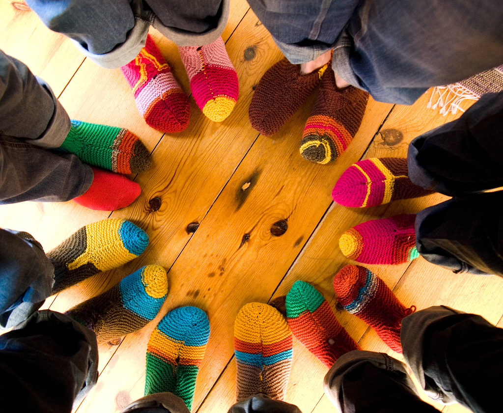 You NEED a Pair of Warm Socks - It's Now Scientifically Proven