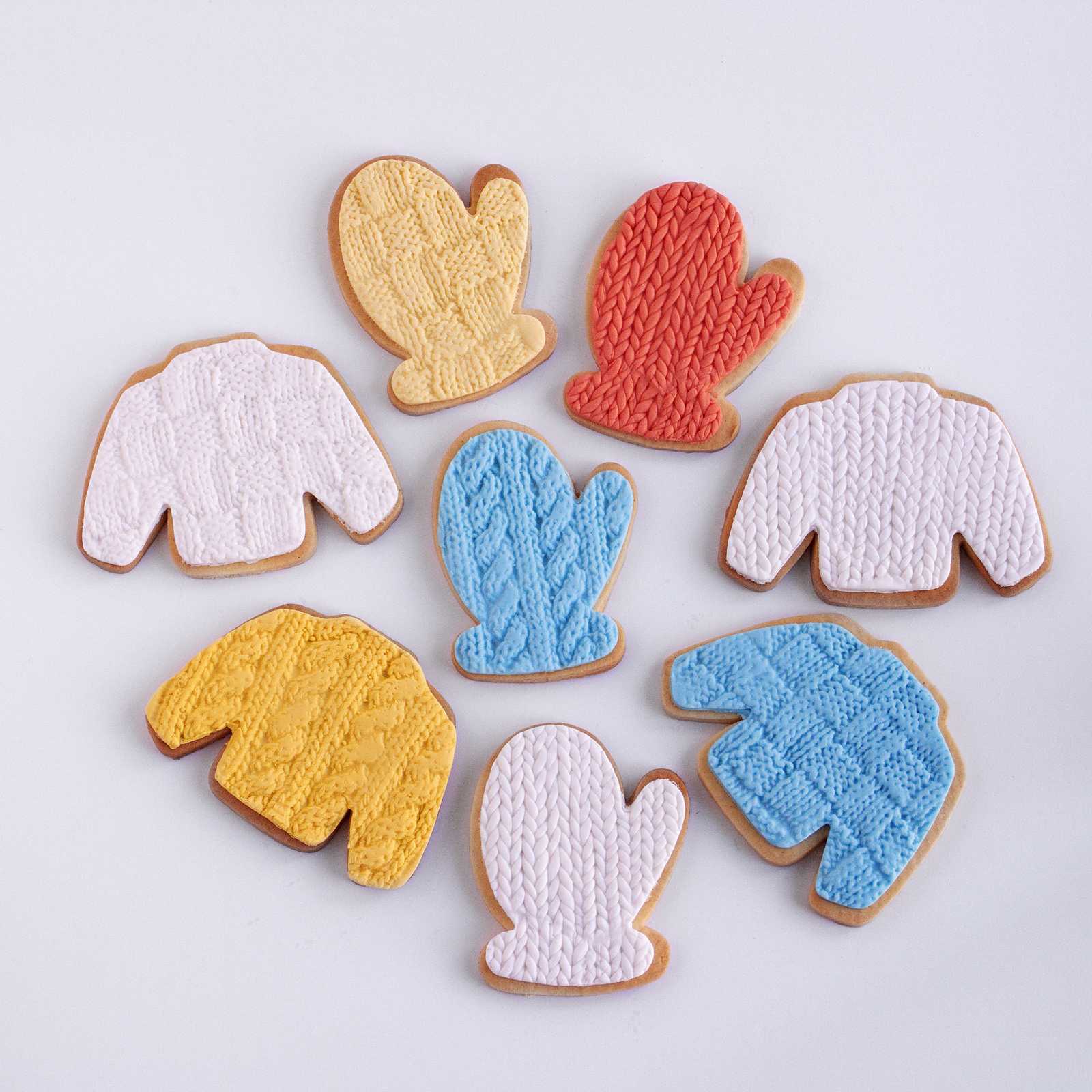 These Knit Cookies Are The Most Adorable Thing You'll See Today