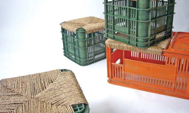 DIY Crates – I Bet These Would Look Great With Yarn