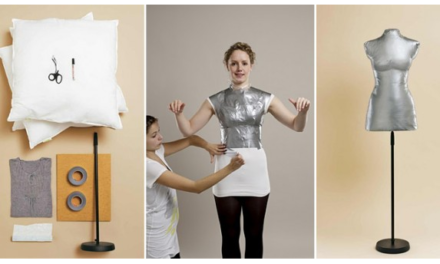 Make Your Own DIY Mannequin – It's Stupid How Simple This Is