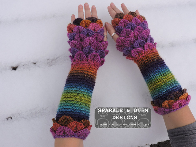 The Best Crocodile Stitch Patterns This Winters Popular Crochet