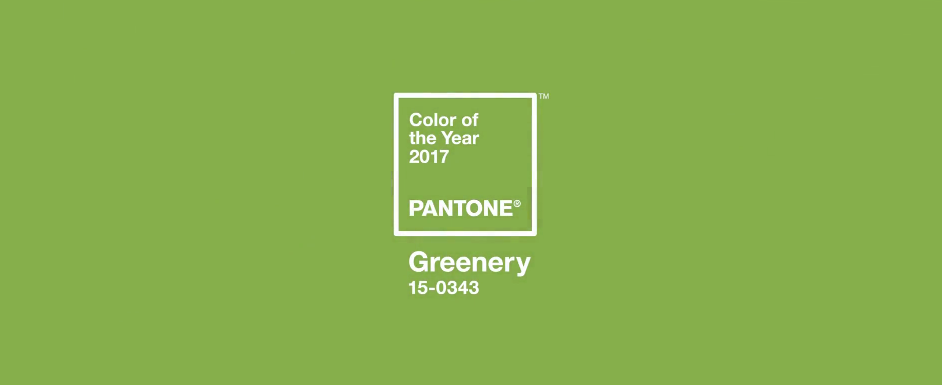 "Yarns in Pantone's 2017 Color of the Year – ""Greenery"""