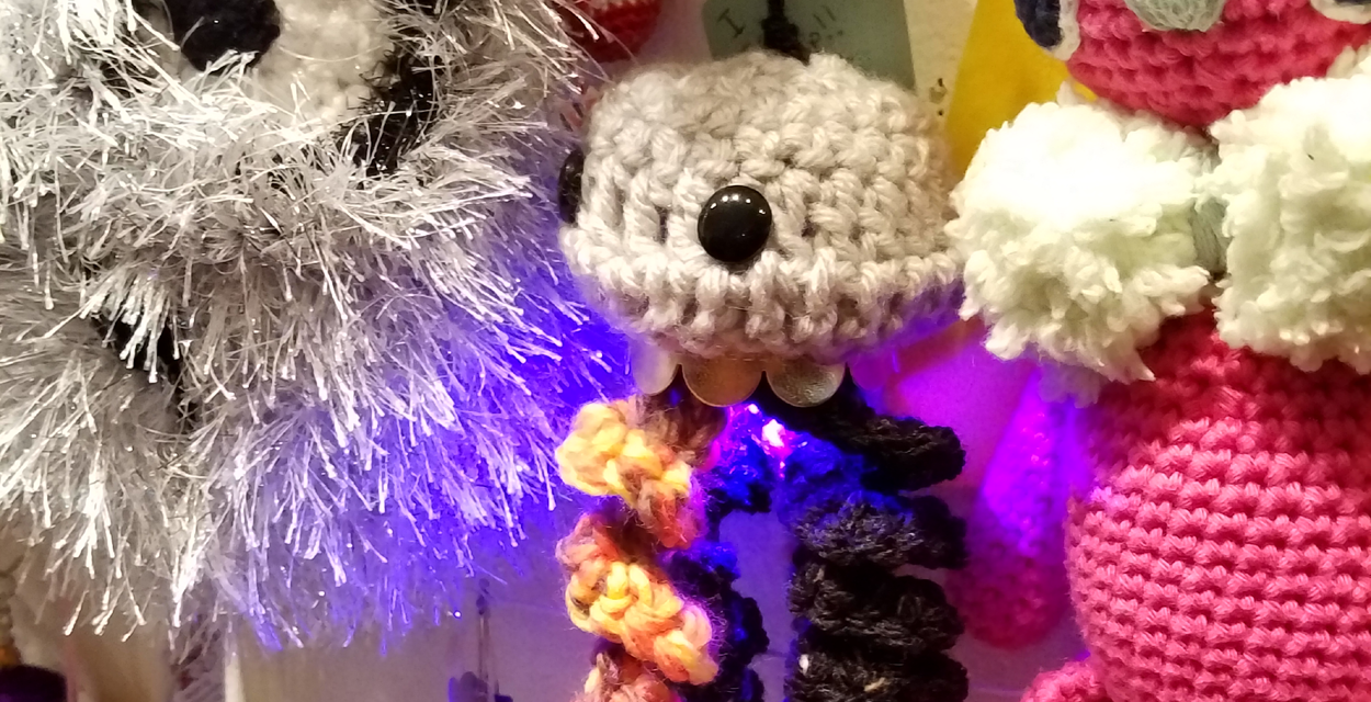 Third Annual Amigurumi Exhibition at Resobox!