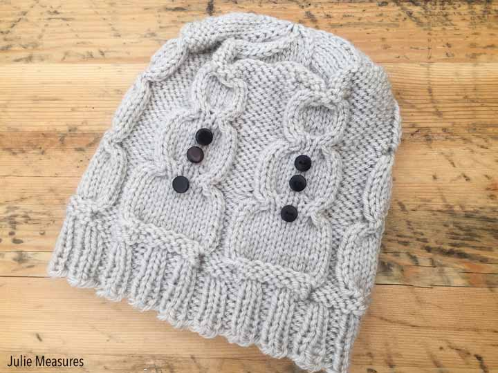 Knit Up to Snow Good With This Wonderfully Offbeat Snowman Hat