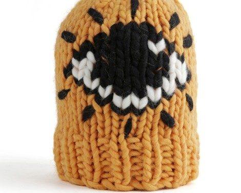 Knit a 1984 Beanie …