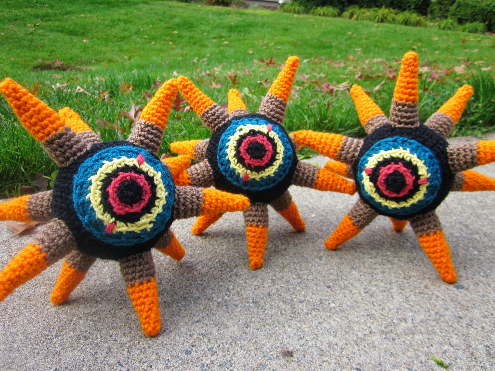 Finn\'s Pick: Crochet a Morth from The Legend of Zelda: The Wind ...