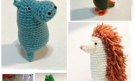 Finn's Pick: Crochet Amigurumi By PiggiesAGoGo