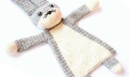 Darling Bunny Ragdoll – Crochet a Great Baby Gift!