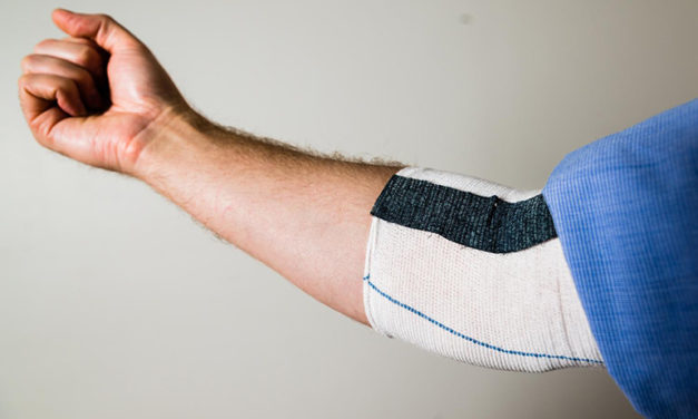 Knitted Muscle Suits of the Future Could Aid in Mobility … and Maybe Help Us Knit Faster Too!
