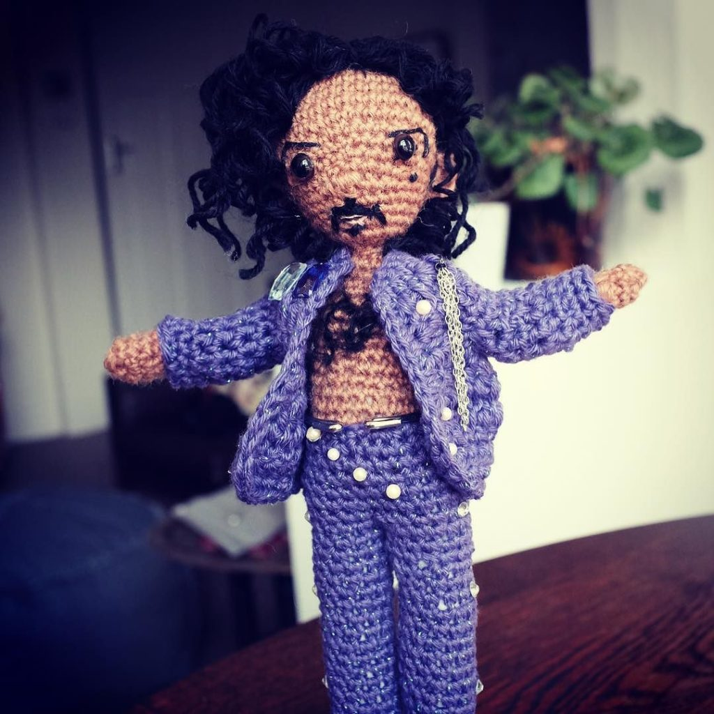 Prince Amigurumi - Nothing Compares To This Crochet Perfection