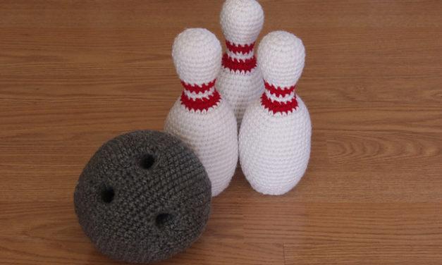 Crochet a Fun Bowling Set – Looks Great!