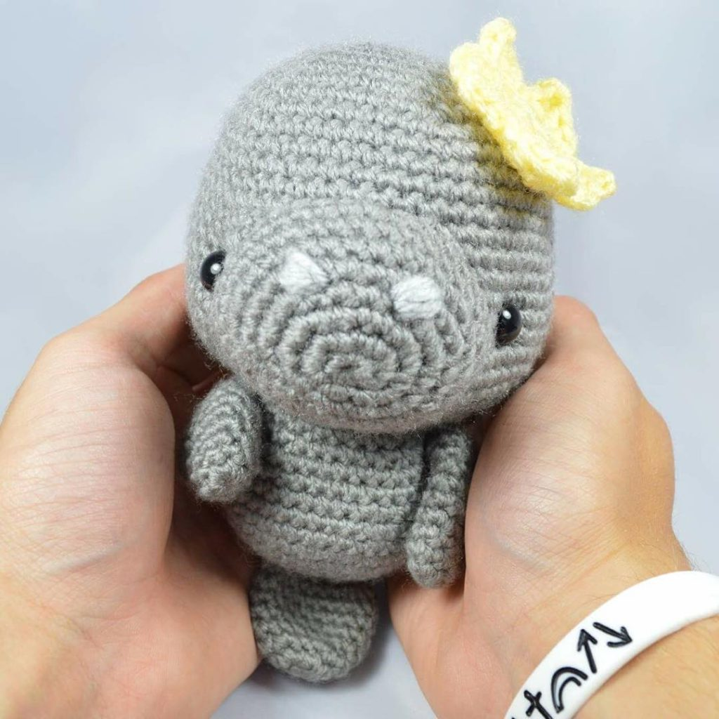Oddball Amigurumi by YOUnique Crafts