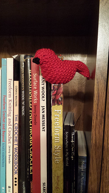 Put a Bird on Springtime With These Chicky Knit Bookmarks - FREE Pattern!