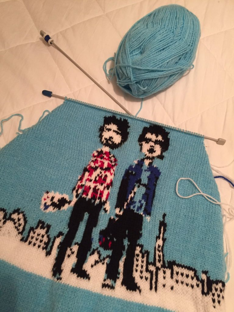 Flight of the Conchords Sweater