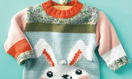 Does This Cuddly, Snuggly Knit Rabbit Sweater Come in Adult Sizes?