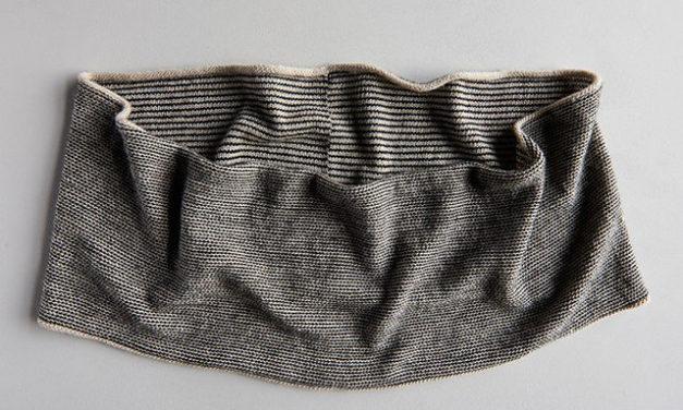 Knit a Newsprint Cowl – A Stylish New Pattern From Purl Soho